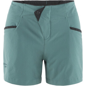 Klättermusen Vanadis 2.0 Shorts Mujer, brush green